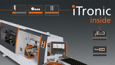 iTronic for intelligent automation