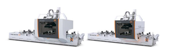 CNC machines Pro-Master Holzher - high-performance cnc machines for woodworking